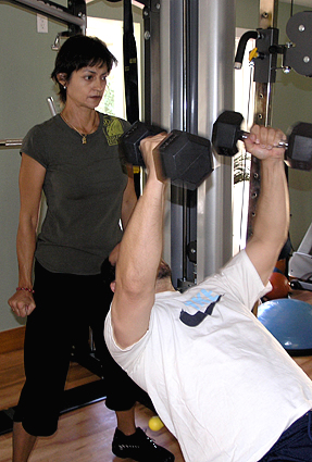 Closely monitored weight exercises will help you return to normal activities following surgery